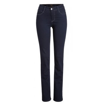 Mac Dream Jean Straight Leg in Dark Wash