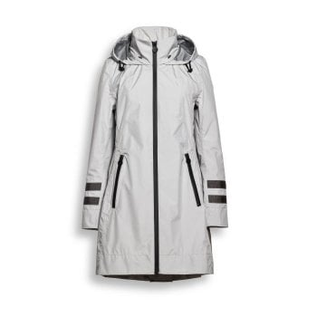 Creenstone Coats Creenstone Coat in Silver  CS8230191/000