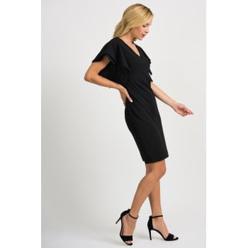 Joseph Ribkoff Black Dress 201015