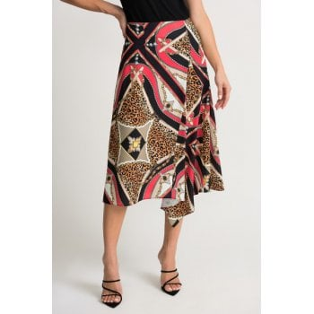 Joseph Ribkoff Black multi Skirt 202257