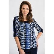 Joseph Ribkoff Navy Top 201465