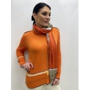 Elisa Cavaletti Jumper Orange Jumper   EJW204004600
