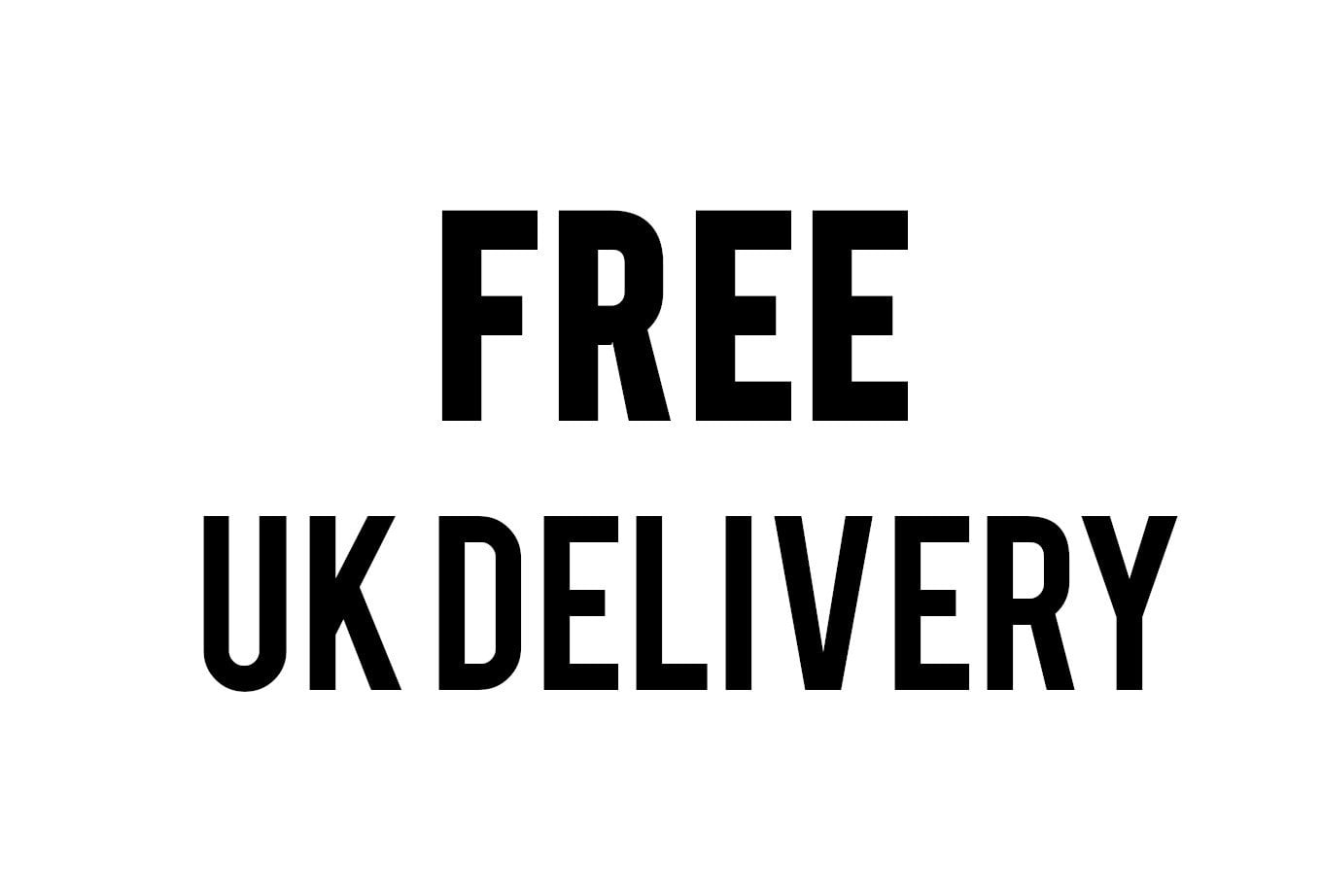 New Free Delivery