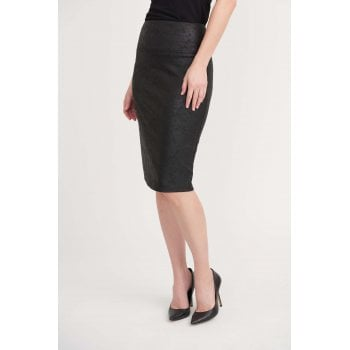 Joseph Ribkoff Black Skirt 203375