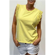 Leo & Ugo Yellow Top - TEW071