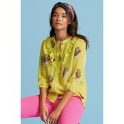 POM Amsterdam - Yellow Blouse - SP6493