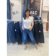 MAC Rich Culotte Authentic Mid Blue 5984/0339/D612